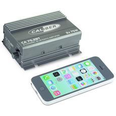 CA75.2BT, Nero, 80 - 120 Hz, 80 - 120 Hz
