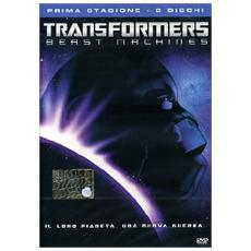 Transformers - Beast Machines - Stagione 01 (2 Dvd)