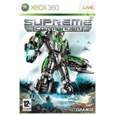 X360 - Supreme Commander