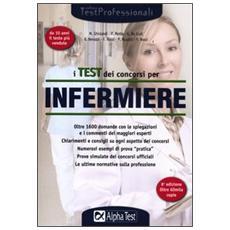 I test dei concorsi per infermiere