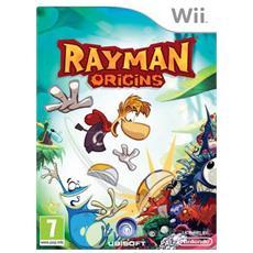 WII - Rayman Origins