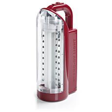 Lampada Emergenza 40 Led + Neon Luminor Colori Assortiti