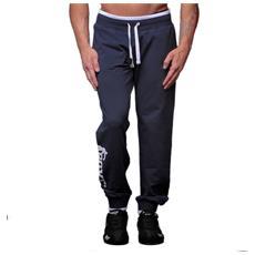 Pantaloni Uomo Boxeur De Reus Con Scritta Laterale Xxl Blu