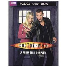 Brd Doctor Who - Stagione 01 (4 Brd)