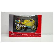 Modellino Moto - - Honda Shadow Vt1100 C - Scala 1:18