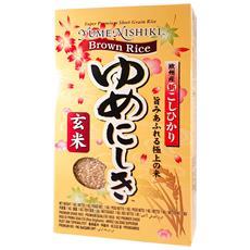 Riso Integrale Per Sushi Koshihikari Yume Nishiki - 1 Kg