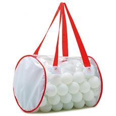Confezione 100 Palline Ping Pong 2 Stelle Movi Fitness