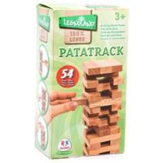 Gioco Patatrack In Legno +3 Cf1
