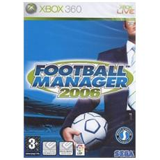 X360 - Football Manager 2006