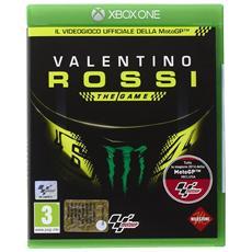 XONE - Valentino Rossi The Game