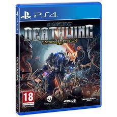 FOCUS - PS4 - Space Hulk: Deathwing - Enhanced Edition -...