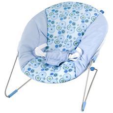 Sdraietta Filiplasticao Color Azzurro Mondo Baby