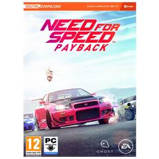 PC - Need for Speed Payback (code in a box)