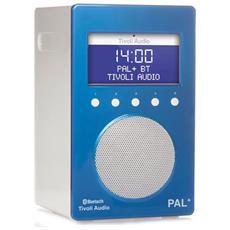 Tivoli Pal+ Bt Radio Portatile Ricaricabile Dab Fm-rds Bluetooth