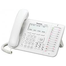 KX-DT546 telefono digitale bianco