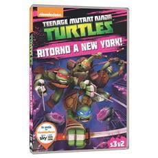 Dvd Teenage Mutant Ninja Turtles-st03#02