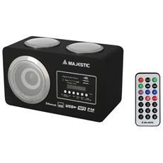 Radio e Sistema audio multimediale con funzione Bluetooth BT-273 USB SD