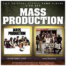 Mass Production - In The Purest Form / Massterpiece (Expanded Edition) (2 Cd)