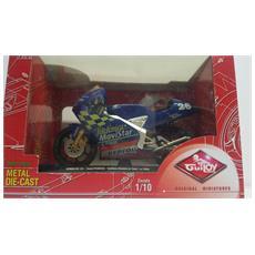 Modellino Moto Honda - Honda Rs 125 - Team Moviestar L - Daniel Pedrosa - Ref 13656 - Scala 1:10