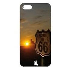 COVER ROUTE 66 iPhone 5/5S / SE