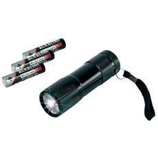 LED Ansmann Action9 5016243-510 LED 8 h Nero Peso 85 g