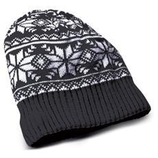 Cappello in maglia con Auricolari e Microfono + cavo Rimovibile