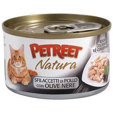 Natura 70 Gr - Sfil Pollo Con Olive