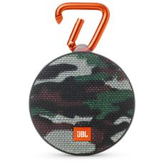 Speaker Audio Portatile Clip 2 Bluetooth Impermeabile colore Militare