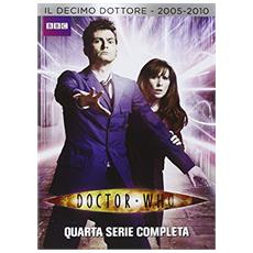 Doctor Who - Stagione 04 (New Edition) (4 Blu-Ray)