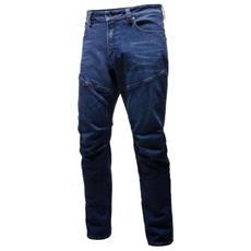 M Agner Denim Co Pant Jeans Da Uomo Taglia Xxl