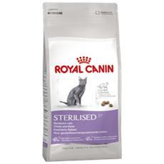 Cibo per Gatti Sterilised 37 10 kg