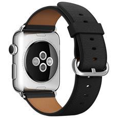 Cinturino Classic da 42 mm per Apple Watch colore Nero