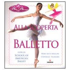 Alla scoperta del balletto con la School of American Ballet. Prima principessa