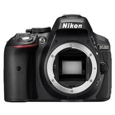 NIKON - D5300 Body Sensore CMOS da 24.2 Mpx Display 3.2''...