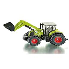 D / C Trattore Claas C / Pala