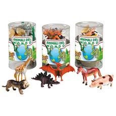 Animali Del Mondo - Secchiello (Assortimento)