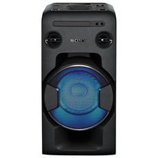 Sistema Audio MHC-V11 Lettore CD Radio FM USB Bluetooth NFC