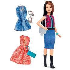 Barbie Fashionista E Moda - Trendy