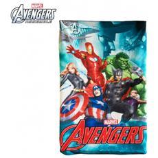 Coperta In Pile Con Stampa The Avengers 100 X 150 Cm Caldo Plaid Con Personaggi Marvel Mv92187