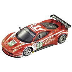 Tsm11fj020 Ferrari 458 Italia Gt2 N. 59 Lm 2011 1:43 Modellino