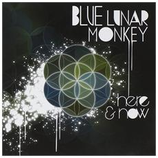 Blue Lunar Monkey - Here & Now