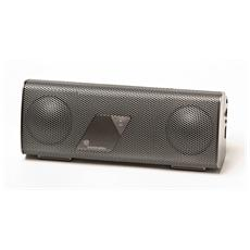 Sistema Audio Portatile Foxl Potenza Bluetooth colore Grigio