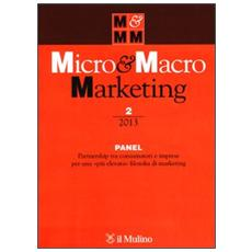 Micro & Macro Marketing (2013) . Vol. 2