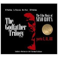 Nino Rota - Godfather Trilogy (The) (2 Cd)