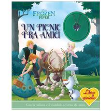 Disney - Frozen Fever - Libro Gioiello #02