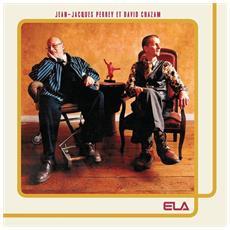Perrey Jean-Jacques & David Chazam - Ela (180 G Lim. Ed.)