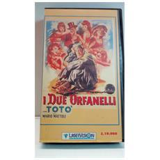"""Videocassetta Vhs Cinema D'autore -totò """"i Due Orfanelli"""""""