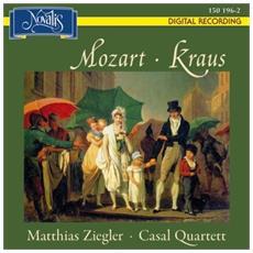 Ziegler Matthias - Casal Quartett - Mozart - Kraus