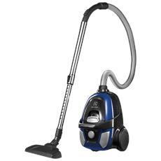 EAPC51IS Aspirapolvere Potenza 600 W Filtro Igiene Rumore acustico da 76 a 80 dB Colore Iris Sky blue