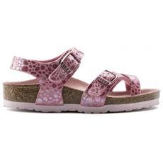 BIRKENSTOCK - Taormina Metallic Stones Pink Ciabatta Eur 30 be54a898a0f